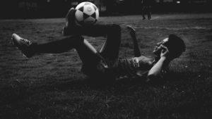 fun soccer drill