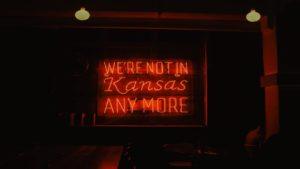 Wichita Kansas sign