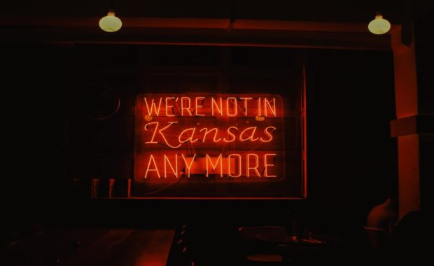 Wichita Kansas sign