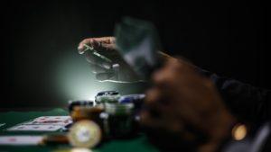 gambling card game