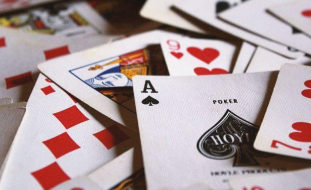 card games gamblers