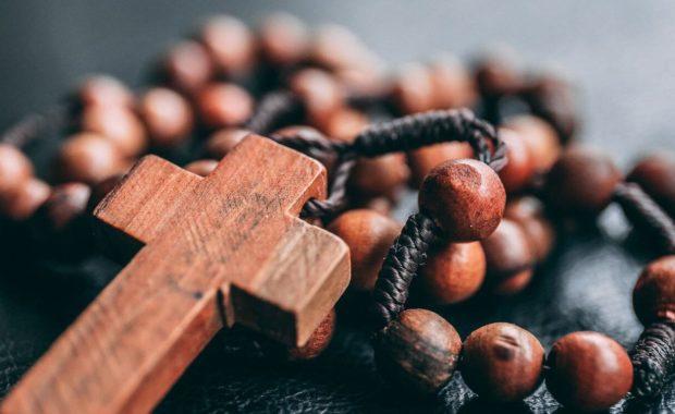 catholic card game rosary