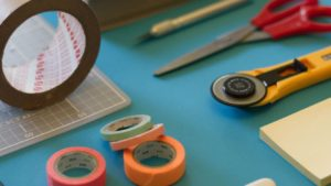 supplies to make homemade board games